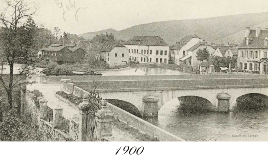 Hydroélectricité : Projet du seuil de Quingey